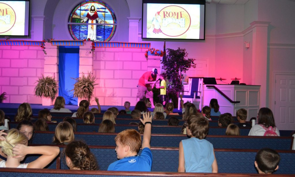 VBS 2017 Day 4